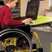 Armauflagen für Rollstuhl-Kinder