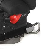 Stabilisierungsbügel, hinten (für Drehplatte)